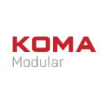 KOMA MODULAR s.r.o. – logo společnosti