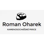 Roman Oharek-Kamenictví – logo společnosti