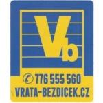 Bezdíček Miroslav - VRATA BEZDÍČEK – logo společnosti