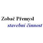 Zobač Přemysl - stavební činnost – logo společnosti