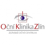 Oční klinika Zlín – logo společnosti