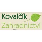 Kovalčík Petr - Zahradnictví – logo společnosti