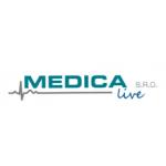 MEDICA LIVE s.r.o. – logo společnosti