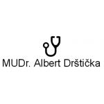 Drštička Albert, MUDr.-dětská alergologická ordinace – logo společnosti