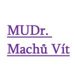 Machů Vít, MUDr. – logo společnosti