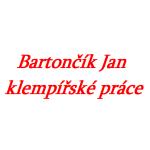 Bartončík Jan - klempířské práce – logo společnosti