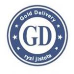 Gold Delivery s.r.o. (pobočka Ústí nad Labem) – logo společnosti