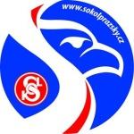 Tělocvičná jednota Sokol Pražský – logo společnosti