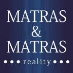 Matras & Matras reality, s.r.o. (pobočka Moravská Třebová) – logo společnosti