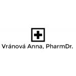 Lékárna - Vránová Anna, PharmDr. – logo společnosti