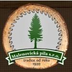 Malenovická pila, s.r.o. – logo společnosti