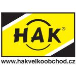 HAK velkoobchod s.r.o. – logo společnosti