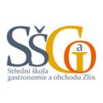 Střední škola gastronomie a obchodu Zlín – logo společnosti
