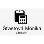 Šťastová Monika - účetnictví – logo společnosti