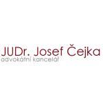 JUDr. Josef Čejka, advokát – logo společnosti