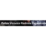 Řezanková Radmila - Uhelné sklady Vizovice – logo společnosti