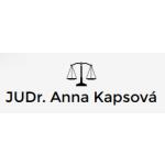 Kapsová Anna, JUDr., advokátní kancelář – logo společnosti