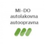 Autolakovna autoopravna MI-DO – logo společnosti