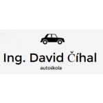Číhal David, Ing.- autoškola – logo společnosti