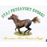 Erik Hrazdil - stáj Fryšavský dvorec – logo společnosti