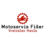 Halva Vratislav - MOTOSERVIS FIŠER – logo společnosti