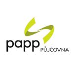 Papp Martin - Půjčovna PartyTrip – logo společnosti