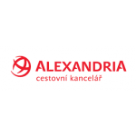ALEXANDRIA GROUP a.s. (Hlavní město Praha - Vinohrady) – logo společnosti