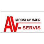 Mádr Miroslav, autoservis – logo společnosti