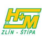 H + M Zlín a.s. – logo společnosti
