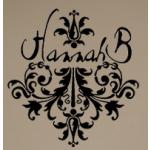 Buráňová Hana - HannahB Fashion – logo společnosti