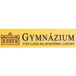 Gymnázium Václava Hlavatého, Louny, Poděbradova 661, příspěvková organizace – logo společnosti