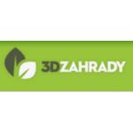 3D-Zahrady s.r.o. – logo společnosti