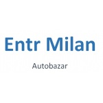 Entr Milan-autobazar – logo společnosti