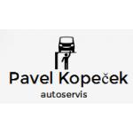 Kopeček Pavel, autoservis – logo společnosti