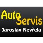 Jaroslav Nevřela - Autoservis – logo společnosti