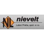 NIEVELT-Labor Praha, spol.s r.o. - Akreditovaná laboratoř stavebních materiálů – logo společnosti