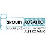 ŠROUBY - KOŠÁTKO - KLOCOVÁ – logo společnosti