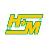 H + M Zlín a.s. (pobočka Vizovice) – logo společnosti