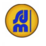 SDM PRAHA s.r.o. - prodej hliníkového lešení (VČ) – logo společnosti