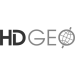 HD GEO s.r.o. – logo společnosti