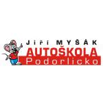Myšák Jiří- AUTOŠKOLA PODORLICKO – logo společnosti