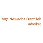 Mgr. Nesvadba František, advokát – logo společnosti