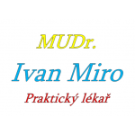 MUDr. Ivan Miro – logo společnosti