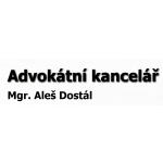 Mgr. Aleš Dostál- Advokátní kancelář – logo společnosti