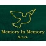 Memory In Memory s.r.o. (pobočka Ústí nad Labem, U Krematoria 1621/7) – logo společnosti