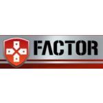 Factor půjčovna s.r.o. – logo společnosti