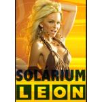 Blanka Matoušová - Solárium LEON – logo společnosti