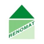 RENOMAT s.r.o. - Obchodně stavební společnost – logo společnosti