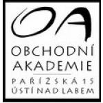Obchodní akademie a jazyková škola s právem státní jazykové zkoušky, Ústí nad Labem, příspěvková organizace (pobočka Ústí nad Labem) – logo společnosti