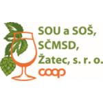 SOU a SOŠ, SČMSD, Žatec, s. r. o – logo společnosti
